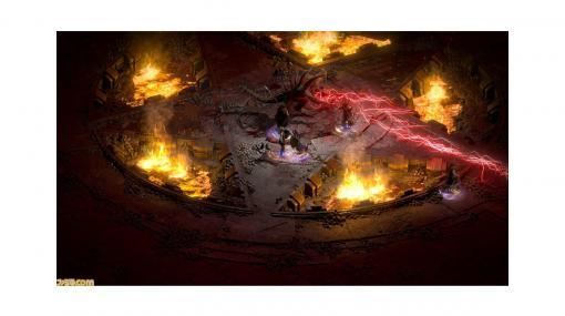 『ディアブロII リザレクテッド』が本日(9月24日)発売。『ディアブロII』&拡張パックのリマスター版