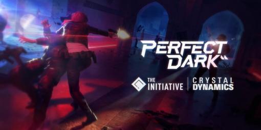 シリーズ復活のFPS『Perfect Dark』共同開発に『トゥームレイダー』『Marvel's Avengers』のCrystal Dynamicsが参加