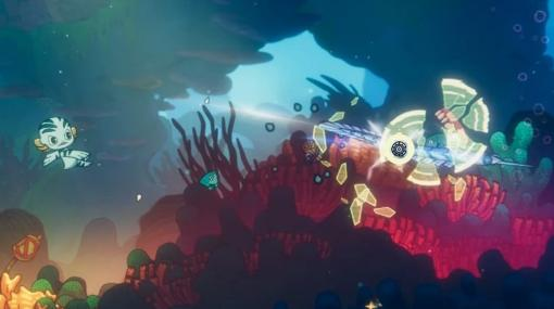半魚人とジャベリンロボの「二位一体」操作で戦う探索アクション『棄海:プランティーズアドベンチャー』Steam体験版が9月20日から無料配信中