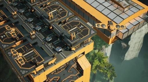 オープンワールド工場建設シム『Satisfactory』大型アプデ「Update 5」がExperimental版に10月26日配信開始へ。多数の建築パーツ追加のほか、北の森エリアのマップ刷新も