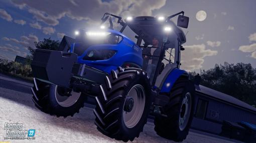 『ファーミングシミュレーター 22』農業機械メーカーISEKIのトラクタが登場。日本国内メーカーの農業機械の採用は初