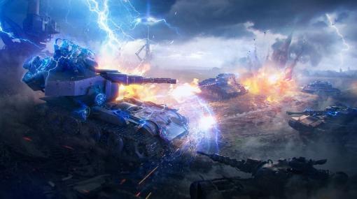 "PC版「World of Tanks」,7対1のPvEイベント""Return of Waffenträger""が開催"