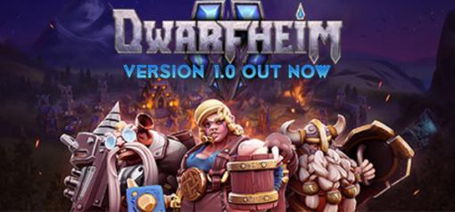 協力プレイの被招待参加は無料!3人Co-op対応サバイバルRTS『DwarfHeim』正式発売