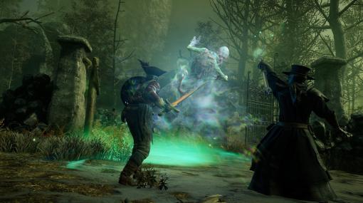 Amazonが開発したMMORPG「New World」がローンチ。魔法にあふれる未知の新世界を切り拓け