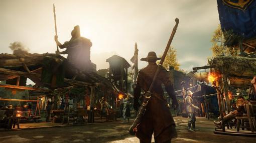 AmazonのMMORPG『New World』Steamで発売され、同時接続者50万人以上の超特大ローンチ。大盛況のスタートを切る