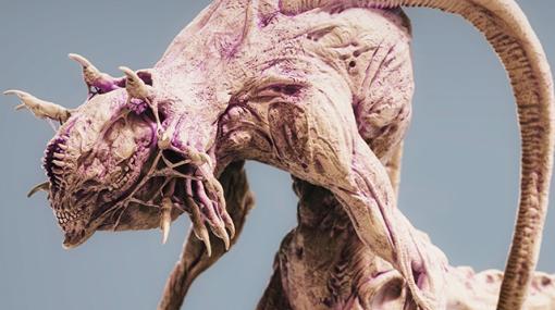 Vol.39 Creature [クリーチャー]~Concept Model - 連載