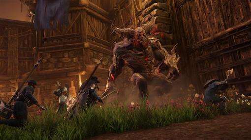 Amazon GamesのMMORPG『New World』正式リリース―同時接続ユーザー57万人超え