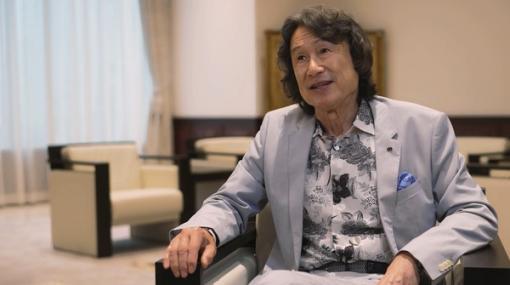 """織田信長が現代社会のコンプライアンスに適応すればシブサワ・コウになる。40年にわたるビデオゲームへの取り組みと次なる""""野望""""【Cutscenes】"""