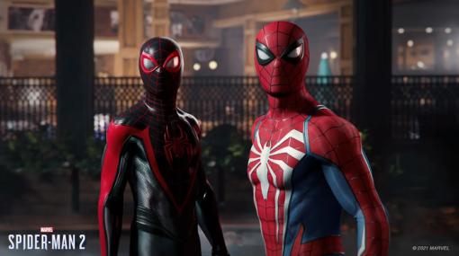 PS5『スパイダーマン2』はこれまでよりダークな内容に…?!マーベルクリエイティブ部門副社長「スター・ウォーズ5のような雰囲気」