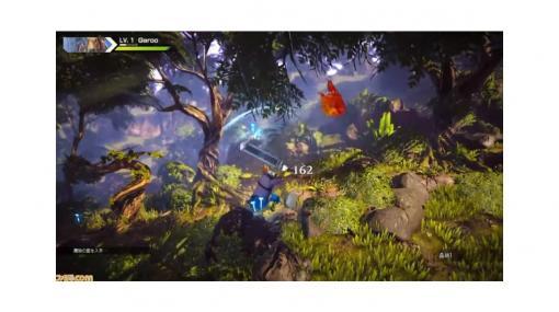 『百英雄伝 ライジング』実機でのプレイ映像が初公開。街作りと宝探しをテーマとした横スクロール型アクションRPG【TGS2021】