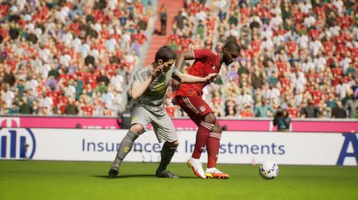 新生『ウイニングイレブン』として新作基本無料サッカーゲーム『eFootball 2022』がPS/XB/Windows向けにリリース