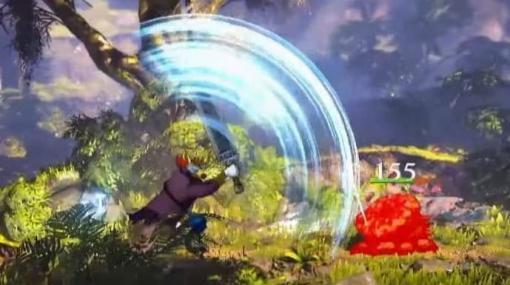 『幻想水滸伝』クリエイターらが手がけるJRPGの前日譚となる街作りアクションRPG『百英雄伝 ライジング』開発中デモ映像が公開。シナリオ担当の里見直氏によるストーリー紹介も