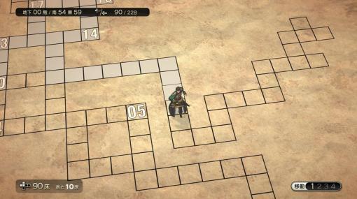 スクエニがダンジョン探索RPG『ダンジョンエンカウンターズ』を発表。『FF』ATB考案者が手がける、シンプルで知的なRPG
