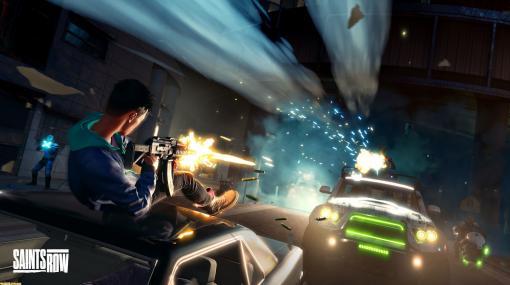 新作『セインツロウ』PS5、PS4、Xbox、PCで2月25日に発売。アナウンストレーラー&開発者トレーラーが公開