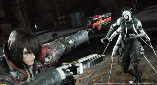 """『Gungrave G.O.R.E』の""""いま""""を開発者に直撃。「グレイヴらしいゲームを作るために試行錯誤をくり返した」【TGS2021】"""
