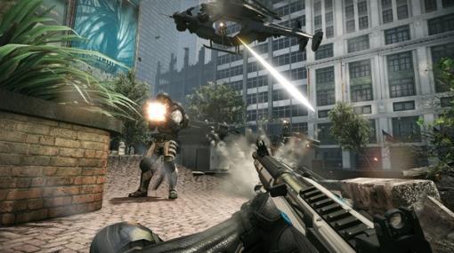 マキシマムリマスター! PS4『Crysis Remastered Trilogy』12月9日国内発売決定―2大早期購入特典付き