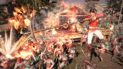 『真・三國無双8 Empires』12月23日発売決定。武力と知略で攻城戦を制する国取りタクティカルアクション最新作