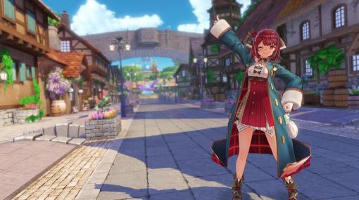 錬金術再生RPG『ソフィーのアトリエ2 ~不思議な夢の錬金術士~』発表、PS4/Nintendo Switch/Steam向けに2月24日発売へ。主人公ソフィーが辿る、新たな夢の冒険譚