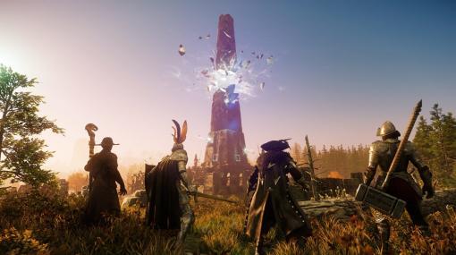 AmazonのMMORPG『New World』同時接続数が一時80万人を超え破竹の勢い。混雑緩和に向け、サーバー移動システムなど開発中