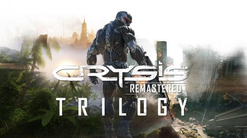 ストーリー性の強いSFFPS「Crysis Remastered Trilogy」を会場で体験!パワードスーツを使いこなし、様々なミッションに挑む楽しさ