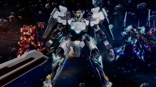 「ステラギア」を駆使して宇宙を駆け巡れ! 謎の地球外生命体との戦いを描くSRPG 「Relayer」プレイレポート