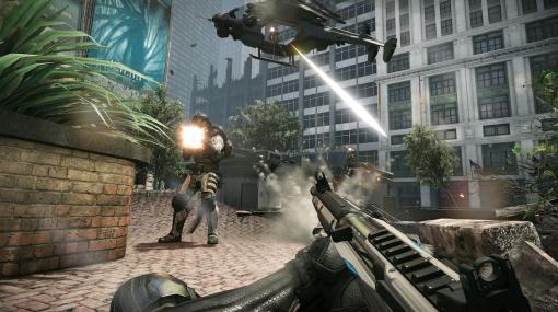 『Crysis Remastered Trilogy』PS4向け日本語パッケージ版が12月9日に発売決定。『Crysis』シリーズ3作品のリマスター版がひとつに