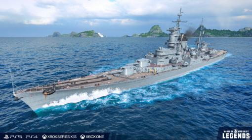 「World of Warships: Legends」にてバージョン3.7アップデートが実施!Tallinnなどソ連巡洋艦がアーリーアクセスに登場