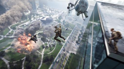 『Battlefield 2042』PS5/Xbox Series X Sデジタルスタンダード版でも、PS4/Xbox One版を無料で入手可能に。オープンベータ開始前に方針転換