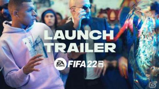 「FIFA 22」発売を記念した動画「HyperMotion Begins」が公開中―先行アクセスのプレイヤー数は過去最大規模に