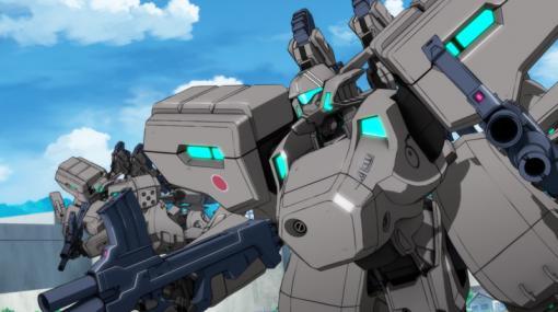 大規模なBETA群が佐渡島に迫る。TVアニメ「マブラヴ オルタネイティヴ」第1話が本日放送