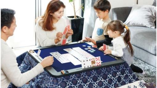 ヤマダデンキから「ゲーミングこたつ」登場! 10月中旬発売決定カードゲームやボードゲームにぴったり!