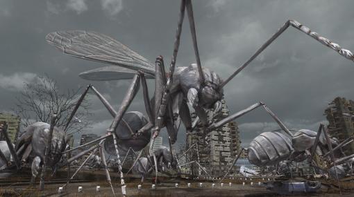 「地球防衛軍6」,巨大個体・マザーモンスターや邪神クルール,物質転送装置などの情報が公開