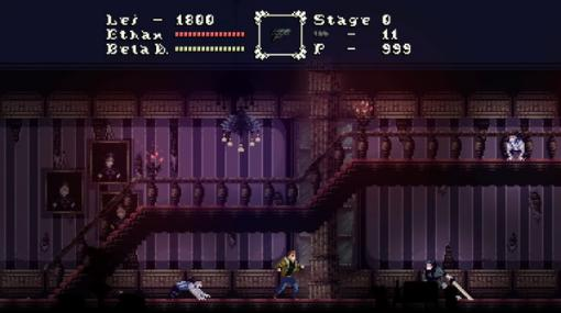 『バイオハザード ヴィレッジ』を『悪魔城ドラキュラ』風にしてしまったファンメイドゲーム『Residentvania』が登場!