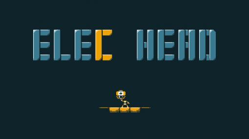 漏電ロボパズルアクション『ElecHead』10月14日リリース決定―頭と電気で世界に光を取り戻せ!