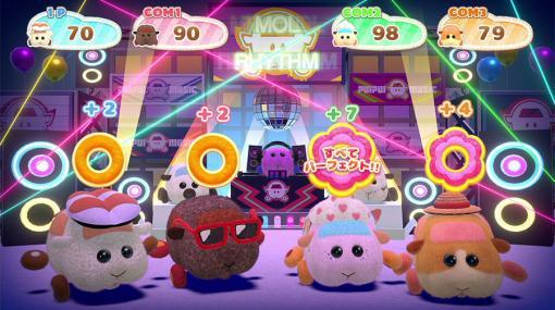 Nintendo Switch「PUI PUI モルカー Let's!モルカーパーティー!」12月16日発売決定!登場モルカー40台以上のパーティーゲーム