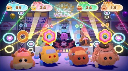 『PUI PUI モルカー Let's!モルカーパーティー!』が12月16日(木)に発売決定。40台以上のモルカーが登場しミニゲームは4人までの対戦プレイに対応する