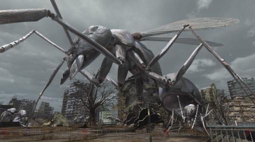 """『地球防衛軍6』侵略生物""""マザーモンスター""""襲来。地上を支配する邪神の存在も判明!"""