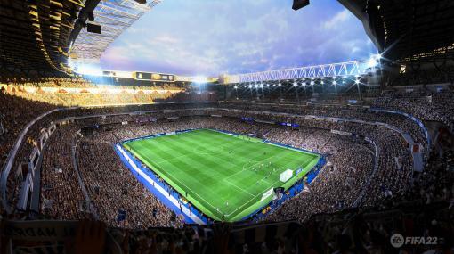 「FIFA 22」の発売と今後の展開についてEAがコメントを発表。タイトルの名称変更を示唆