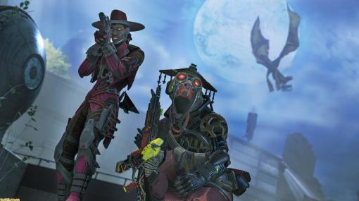 """【Apex】ハロウィンイベント""""巣食いしモンスター""""が10月12日より開催。シアのホームグラウンドをモチーフにした新アリーナマップが登場"""