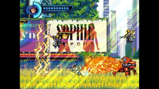 16bit風高速2Dアクション『Steel Assault』―『ソニック』や『マリオ』のROMハックを経て、自分でも一から作りたくなった【開発者インタビュー】
