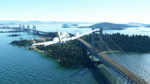 PC「Microsoft Flight Simulator」日本語パッケージ版が11月19日に発売!日本語マニュアルとキーボード操作ポスターも付属