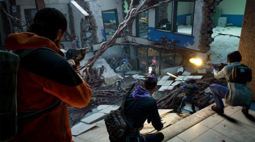 「Back 4 Blood」が本日発売。Left 4 Deadシリーズの制作陣が手がける,無数のゾンビと戦う協力型FPS