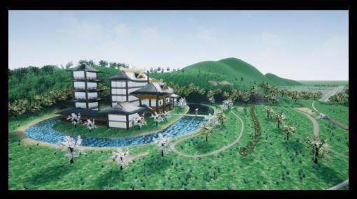 霊園の新時代を創造する仮想現実霊園「風の霊」リリース、ゲームエンジンが土の霊園を仮想の霊園に(テクニカルブレイン) - ニュース