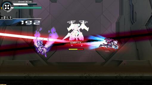 『白き鋼鉄のX(イクス)2』試遊版レビュー。超高速アクションで襲い来る敵を撃破し、塔の内部に広がるステージを攻略せよ! 【TGS2021】