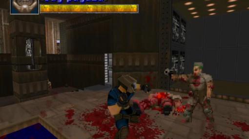 真のドゥームスレイヤーは拳で屠る―『DOOM II』Mod「Doom Fighters」公開!