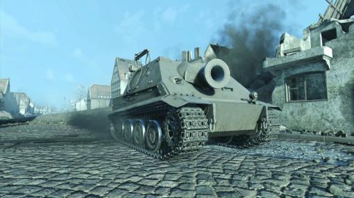 ドイツの最終兵器シュトルムティーガー、「World of Tanks Console」でまさかの本実装へ単発1,700ダメージを誇る38cm砲を搭載