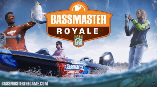 釣りゲームにバトルロイヤルが実装、現地時間で10月28日発売の『Bassmaster Fishing 2022』に収録される新モード。魚の集まるホットスポットをすばやく見つけることが勝負のカギに