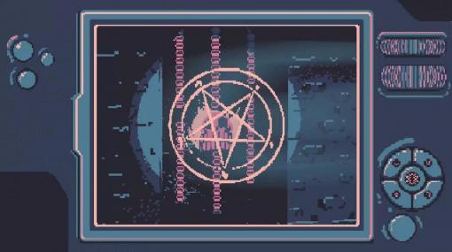 18歳未満プレイ禁止のふたり用ホラーゲーム『Eronoctosis』がSteamにて無料で配信開始。パステルカラーのピクセルで描く異色の作品