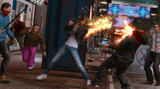 「LOST JUDGMENT:裁かれざる記憶」DLC「ユースドラマ充実パック」が配信!追加スパーリングパートナーやバトルスタイル「拳威」を収録