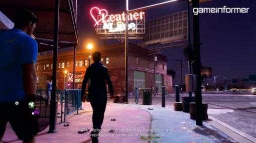 リブート版『Saints Row』の舞台にフォーカスしたゲームプレイ映像公開!荒野や美しい夜景を堪能